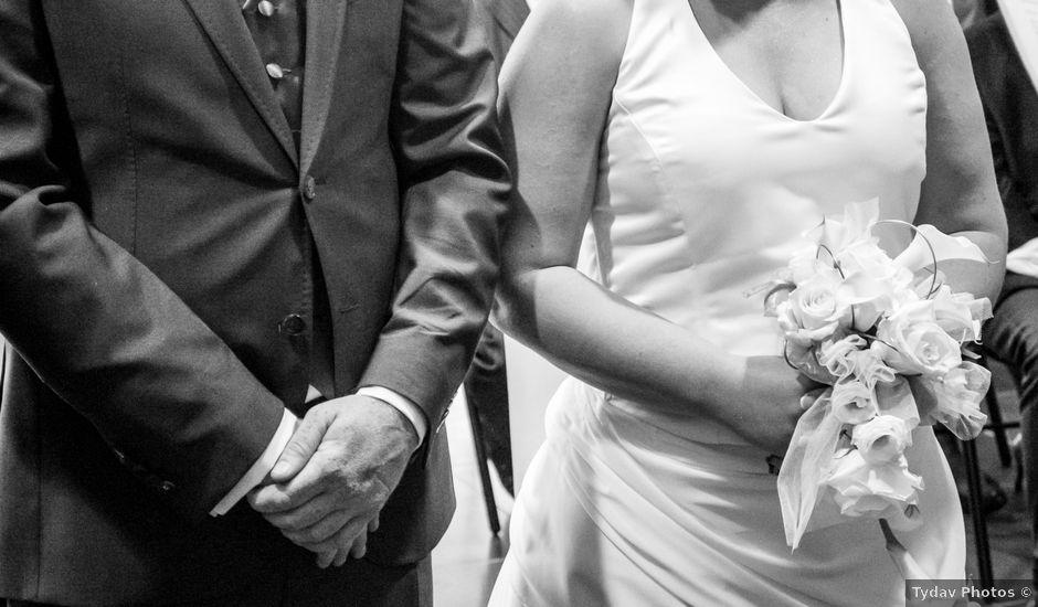 Le mariage de Anthony et Alexia à Saint-Grégoire, Ille et Vilaine