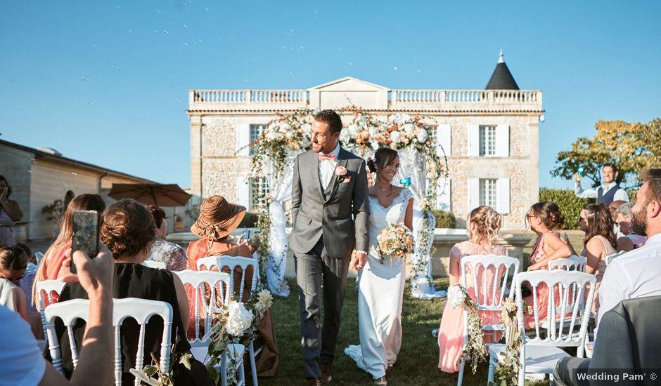 Le mariage de Jérôme et Virginie à Bordeaux, Gironde