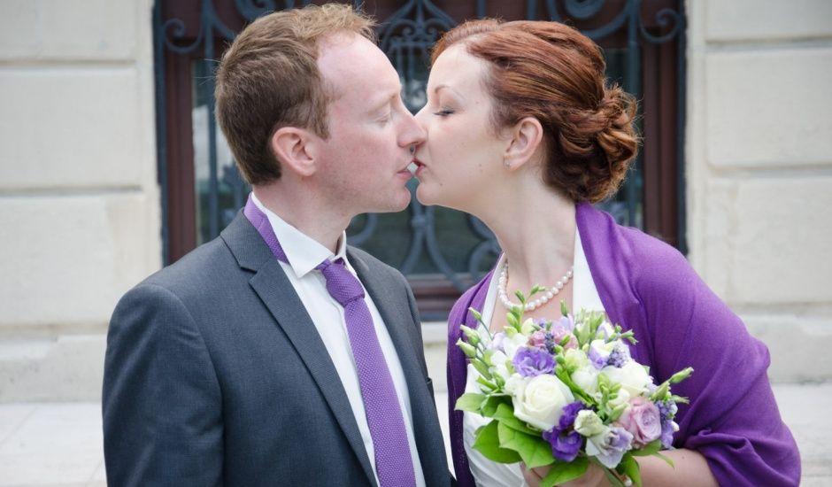 Le mariage de Thomas et Sarah à Croix, Nord