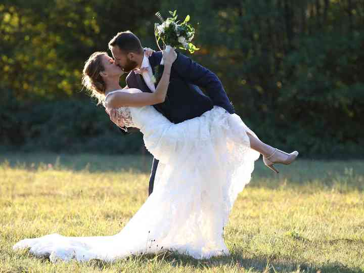 Le mariage de Madeline et Julien
