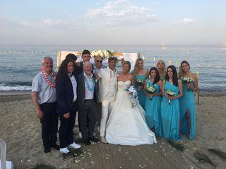 Le mariage de Sylveline  et Giovanni