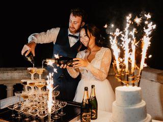 Le mariage de Bei et Etienne