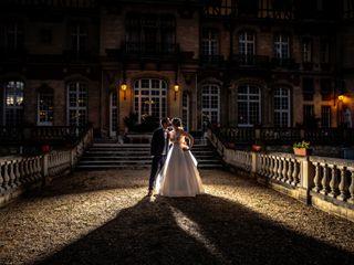Le mariage de Elodie et Romain