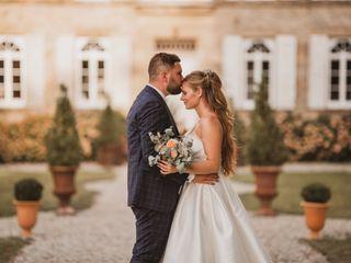 Le mariage de Lisa et Benjamin 3