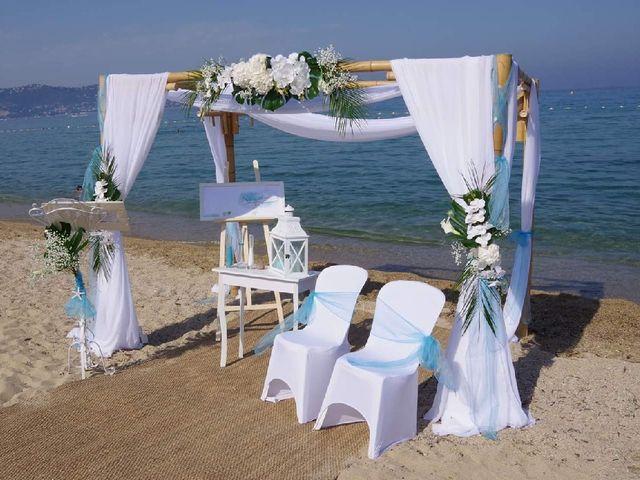 Le mariage de Giovanni   et Sylveline  à Sainte-Maxime, Var 7