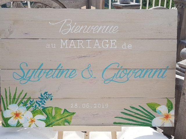 Le mariage de Giovanni   et Sylveline  à Sainte-Maxime, Var 10