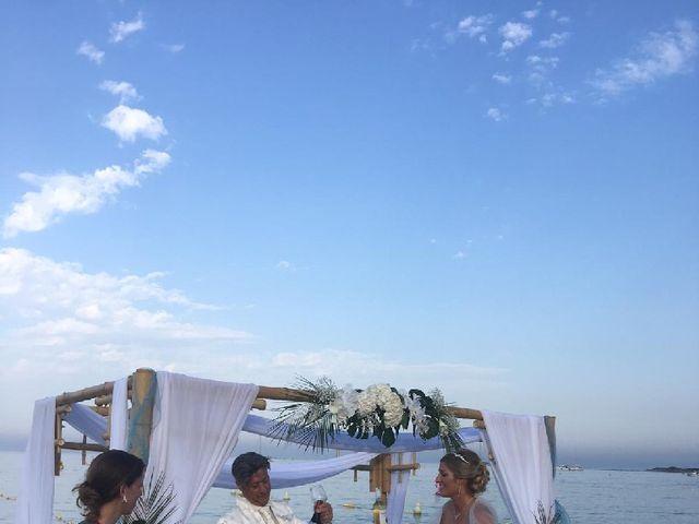 Le mariage de Giovanni   et Sylveline  à Sainte-Maxime, Var 14