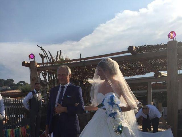 Le mariage de Giovanni   et Sylveline  à Sainte-Maxime, Var 15