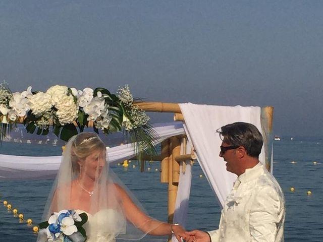 Le mariage de Giovanni   et Sylveline  à Sainte-Maxime, Var 16