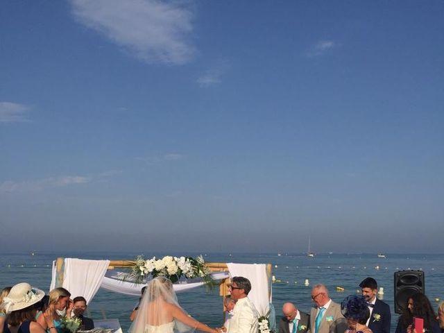 Le mariage de Giovanni   et Sylveline  à Sainte-Maxime, Var 17
