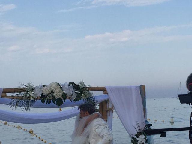 Le mariage de Giovanni   et Sylveline  à Sainte-Maxime, Var 18