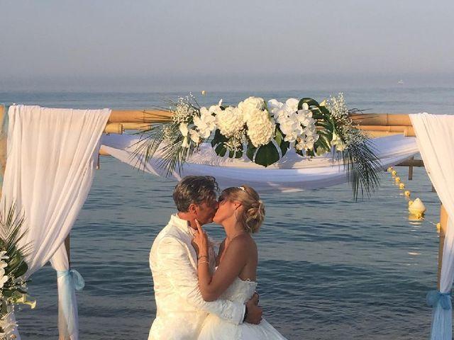 Le mariage de Giovanni   et Sylveline  à Sainte-Maxime, Var 1