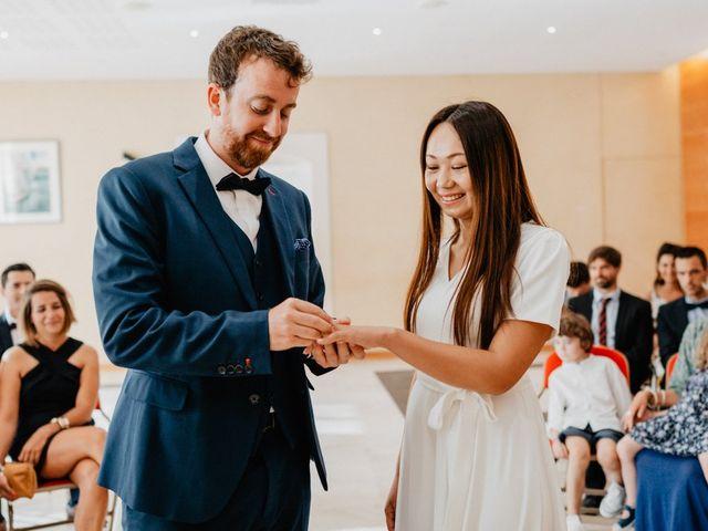 Le mariage de Etienne et Bei à Les Sables-d'Olonne, Vendée 3