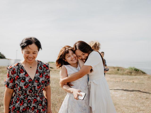 Le mariage de Etienne et Bei à Les Sables-d'Olonne, Vendée 7