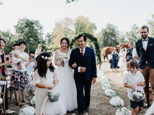 Le mariage de Etienne et Bei à Les Sables-d'Olonne, Vendée 28