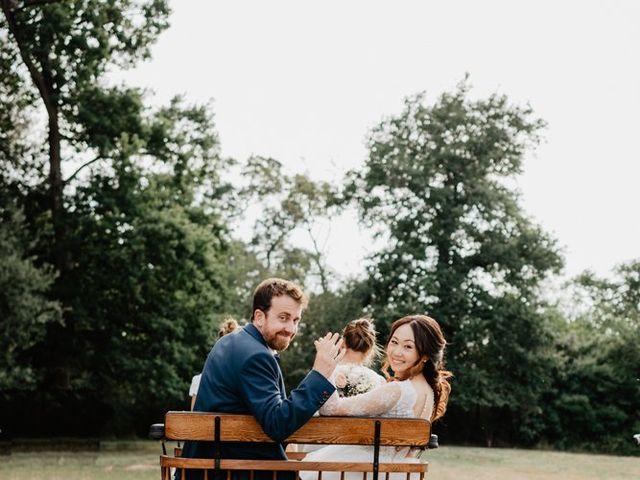 Le mariage de Etienne et Bei à Les Sables-d'Olonne, Vendée 44