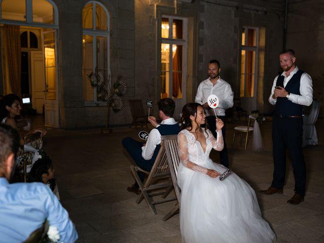Le mariage de Etienne et Bei à Les Sables-d'Olonne, Vendée 85