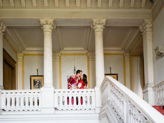 Le mariage de Etienne et Bei à Les Sables-d'Olonne, Vendée 93