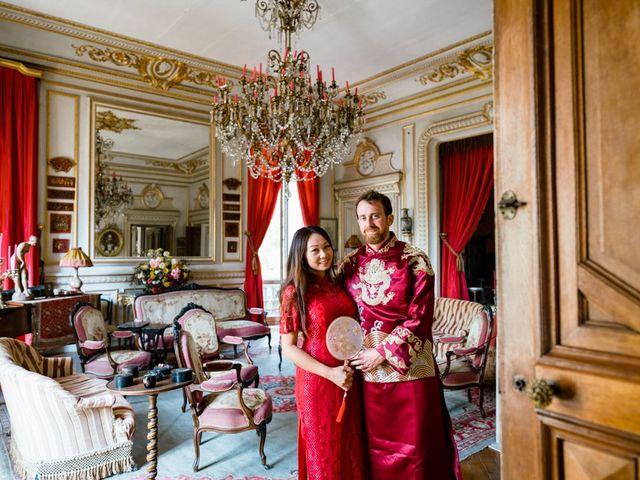 Le mariage de Etienne et Bei à Les Sables-d'Olonne, Vendée 95