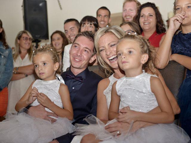 Le mariage de Mathieu et Virginie à Afa, Corse 3