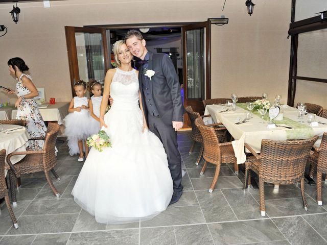 Le mariage de Mathieu et Virginie à Afa, Corse 2