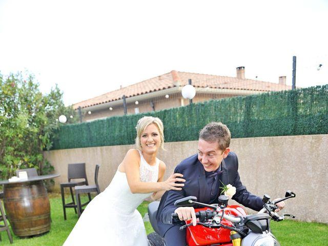 Le mariage de Mathieu et Virginie à Afa, Corse 5