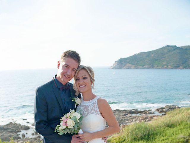 Le mariage de Mathieu et Virginie à Afa, Corse 12
