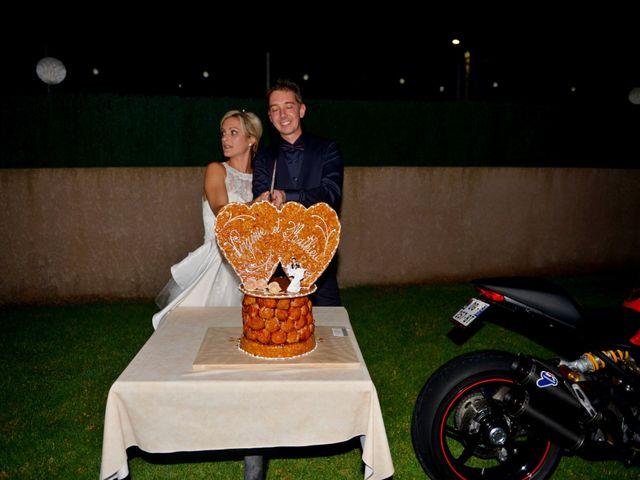 Le mariage de Mathieu et Virginie à Afa, Corse 13