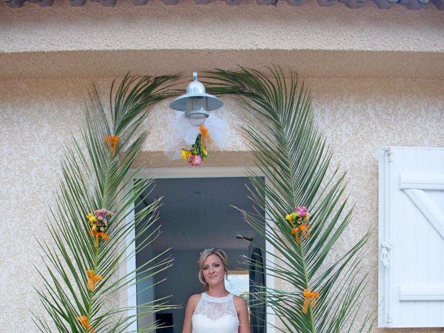 Le mariage de Mathieu et Virginie à Afa, Corse 17
