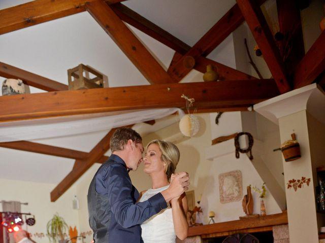 Le mariage de Mathieu et Virginie à Afa, Corse 20
