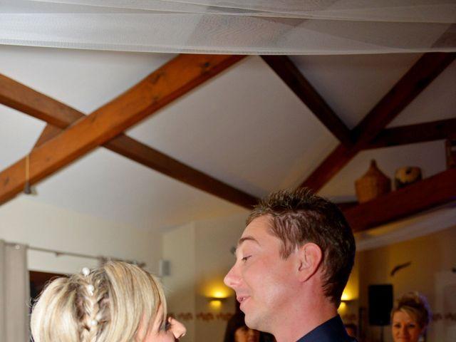 Le mariage de Mathieu et Virginie à Afa, Corse 21