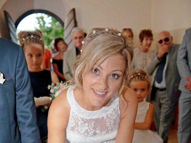Le mariage de Mathieu et Virginie à Afa, Corse 23