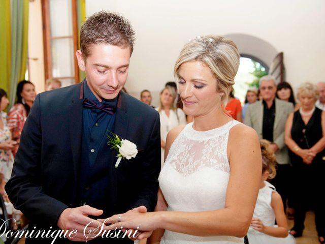 Le mariage de Mathieu et Virginie à Afa, Corse 25