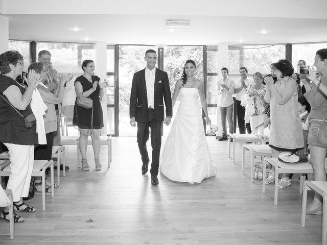 Le mariage de Julien et Laureane à Argenteuil, Val-d'Oise 10
