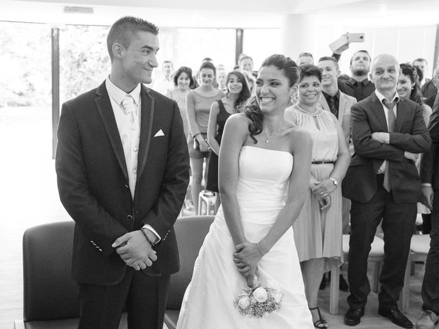 Le mariage de Julien et Laureane à Argenteuil, Val-d'Oise 11