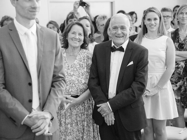 Le mariage de Julien et Laureane à Argenteuil, Val-d'Oise 12
