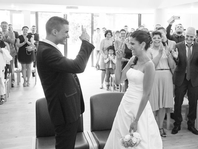 Le mariage de Julien et Laureane à Argenteuil, Val-d'Oise 13