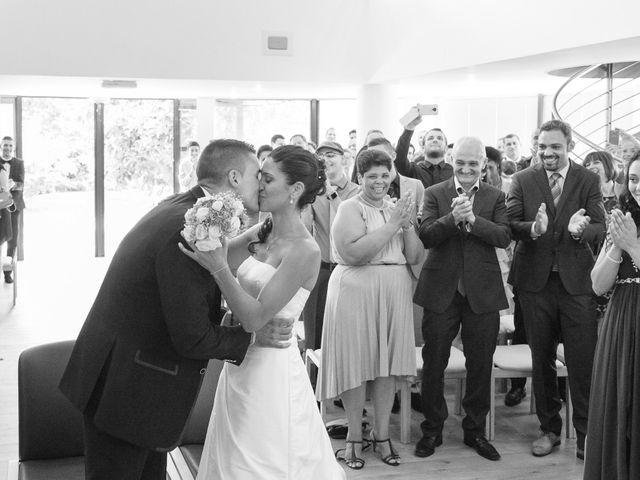 Le mariage de Julien et Laureane à Argenteuil, Val-d'Oise 14