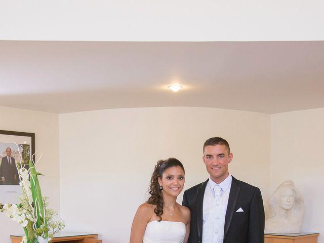 Le mariage de Julien et Laureane à Argenteuil, Val-d'Oise 15