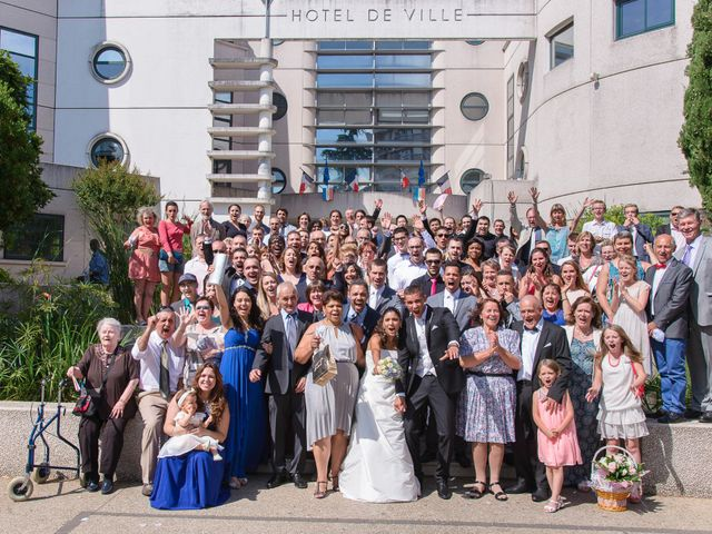 Le mariage de Julien et Laureane à Argenteuil, Val-d'Oise 17