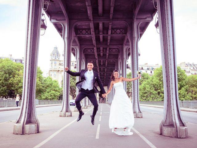 Le mariage de Julien et Laureane à Argenteuil, Val-d'Oise 19