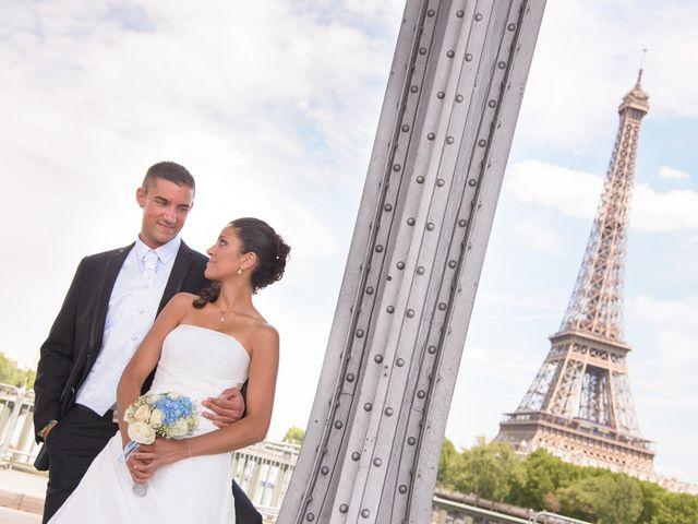 Le mariage de Julien et Laureane à Argenteuil, Val-d'Oise 21