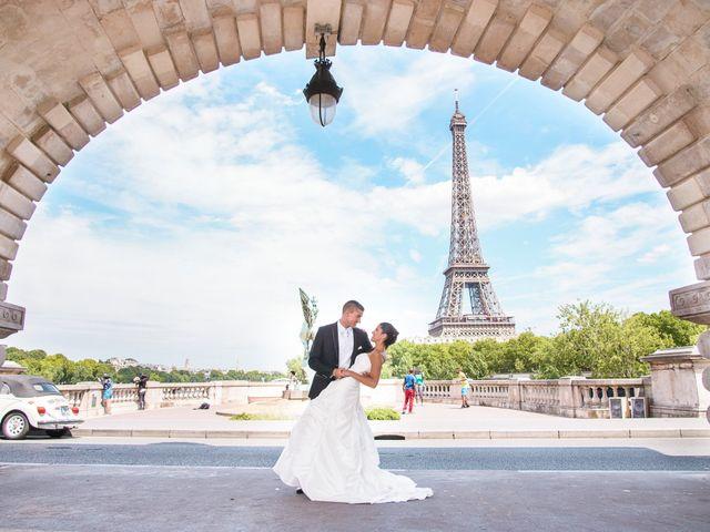 Le mariage de Julien et Laureane à Argenteuil, Val-d'Oise 22