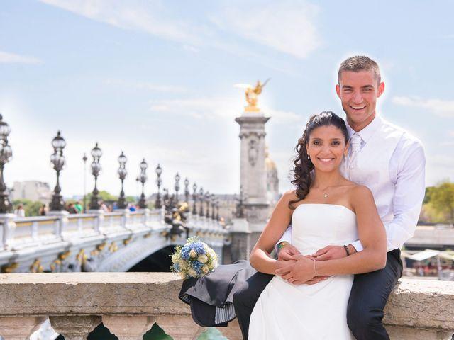 Le mariage de Julien et Laureane à Argenteuil, Val-d'Oise 24
