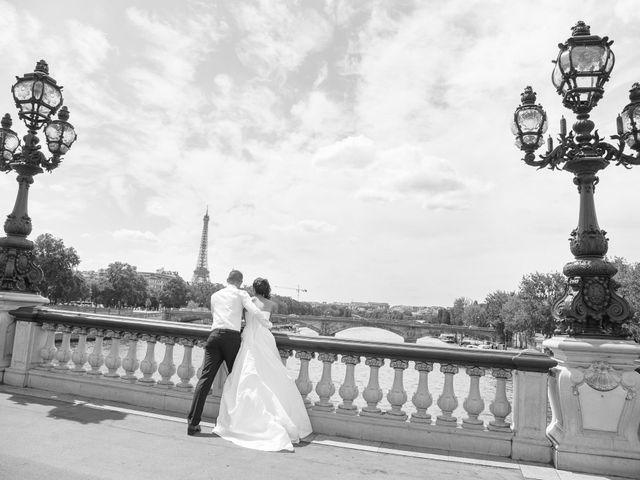 Le mariage de Julien et Laureane à Argenteuil, Val-d'Oise 25