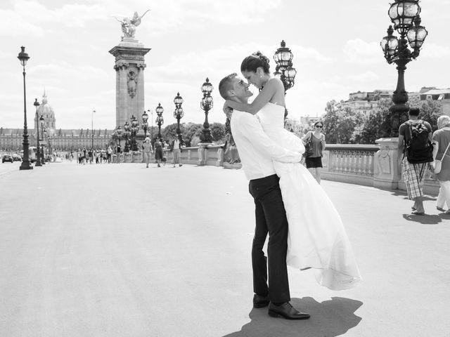 Le mariage de Laureane et Julien