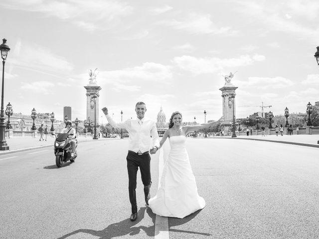 Le mariage de Julien et Laureane à Argenteuil, Val-d'Oise 27