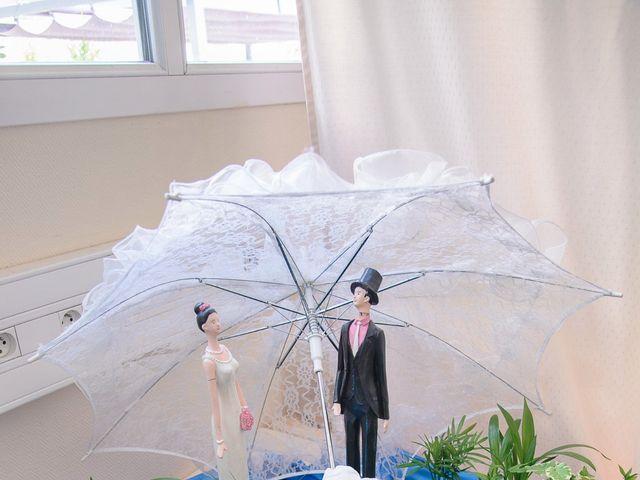 Le mariage de Julien et Laureane à Argenteuil, Val-d'Oise 31