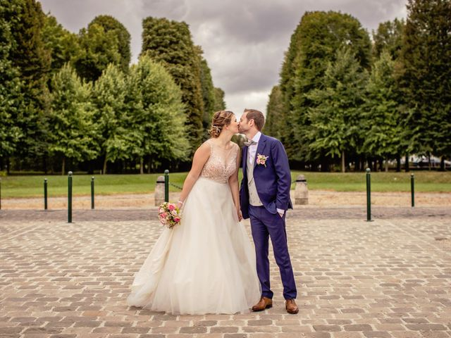 Le mariage de Romain et Elodie à Champs-Sur-Marne, Seine-et-Marne 9
