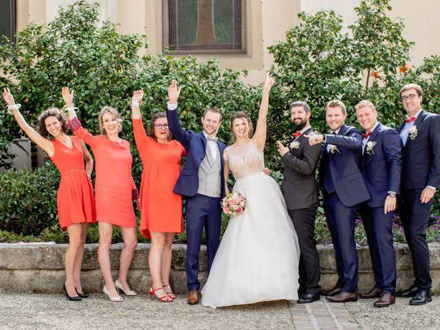 Le mariage de Romain et Elodie à Champs-Sur-Marne, Seine-et-Marne 12
